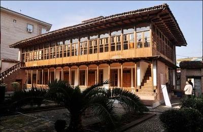 موزه و خانه میرزا کوچک خان