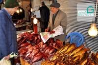 بازار محلی رشت
