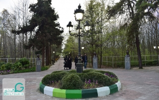 پارک مشاهیر رشت