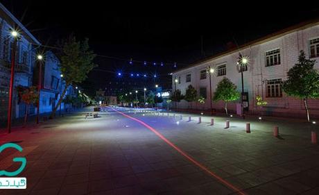 جاذبه گردشگری رشت - میدان شهرداری