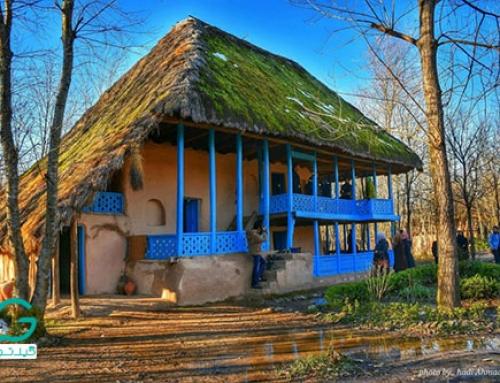 آشنایی با موزه میراث روستایی گیلان