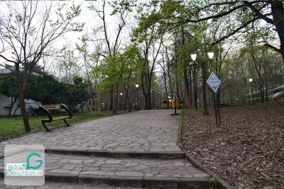 پارک مفاخر رشت - گیلتور